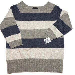 Cynthia Rowley Angora Wool Blend Sweater Large